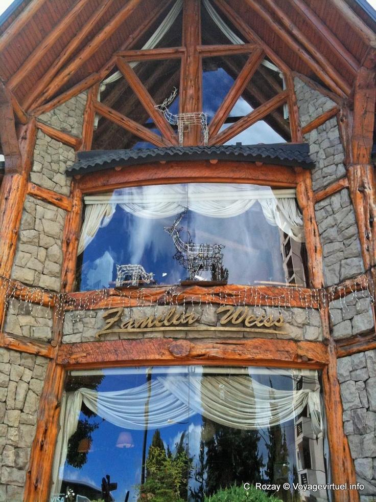 Restaurant Familia Weiss Bariloche - Argentina