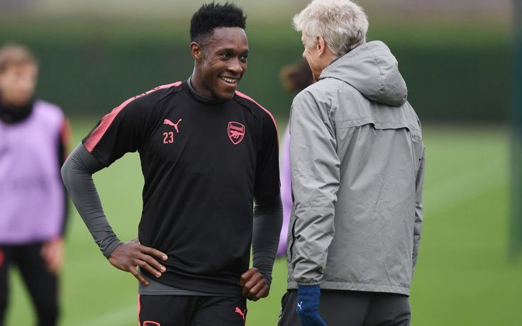 Danny Welbeck to lead the line for Arsenal against Cologne as he bids to kick-start season ravaged by injuries