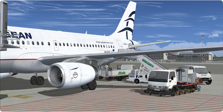 Aegean Airlines Virtual founded in September 2004, is a Hellenic private, freeware, non-commercial, non-profit, virtual airline organization (obvious!) and is not related to the real operator.