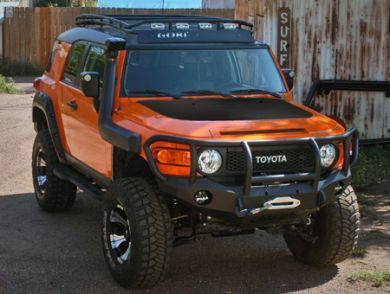 Fj cruiser expeditioneee