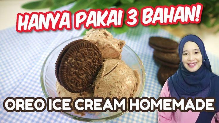 Resep Oreo Ice Cream hanya 3 bahan! #dapuradis #food #cooking #cookingchannel #cookingvideo #resep #recipe #masak #eskrim #icecream #oreoicecream #oreo