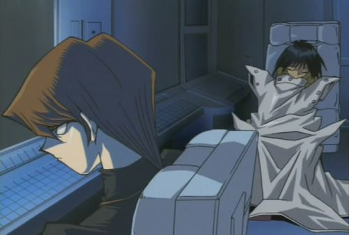 Honestly one of the cutest things I've ever seen <3 Kaiba Brothers