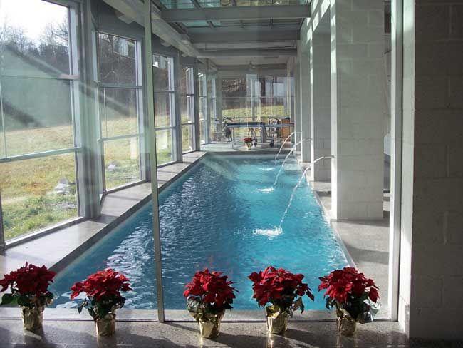 25+ best Small indoor pool ideas on Pinterest   Private pool ...