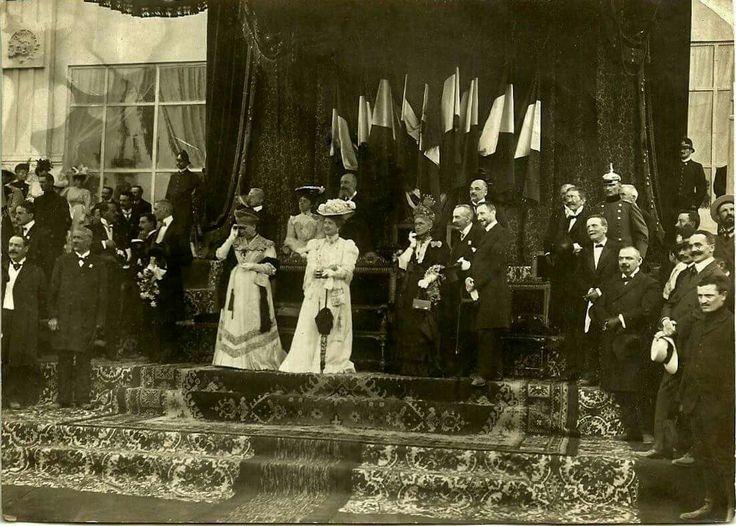 Margherita expo Milano 1906