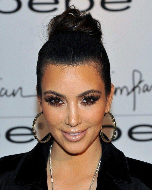 How to Wear Choker Jewelry Like Kim Kardashian | InStyle.com