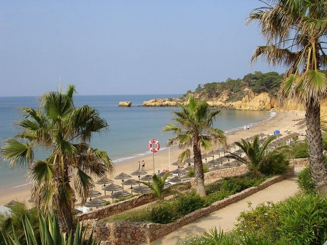 150 beaches of Algarve Portugal