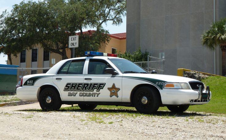 Sheriff Bay County Florida.
