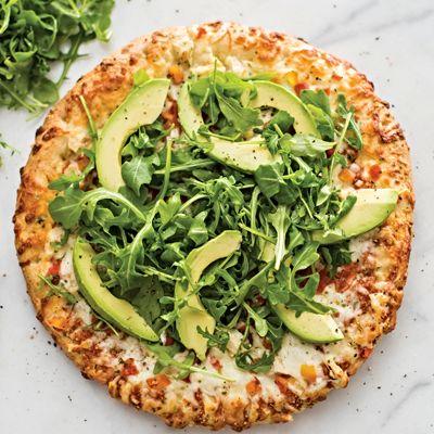 Pizza Californiana - ¡Yummy! ¡Aparte de deliciosa, es una excelente manera de comer una ración de vegetales!