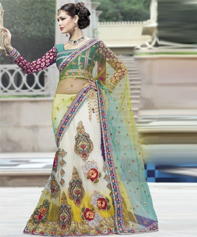 Beautiful-Indian-Girls-Bridal-Saree-Lehenga-in-2012.jpg 395×475 pixels