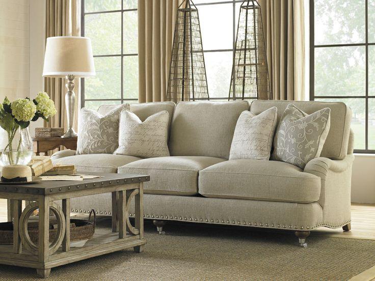 Twilight Bay Carley Sofa   Lexington Home Brands