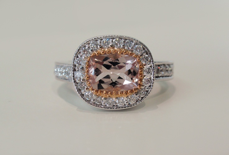 17 Best Images About Non Traditional Engagement Rings On Pinterest