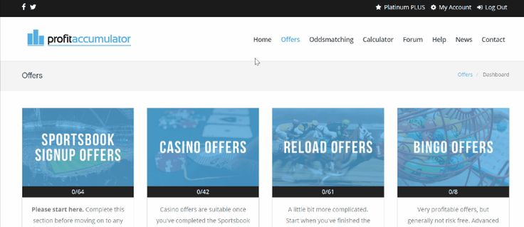 Profit Accumulator Review 2017  Matched Betting Software Compared