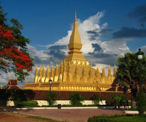 Gold temple - www.luigimonti.com