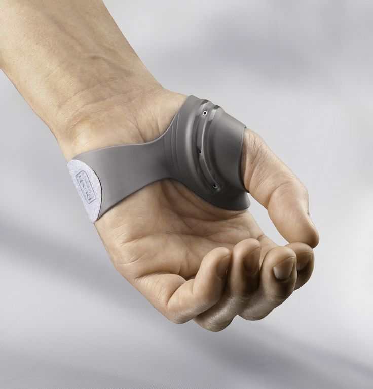MetaGrip CMC thumb brace...... for people who have sharp pain at the base of their thumb and don't want hand surgery. Maybe this would help???
