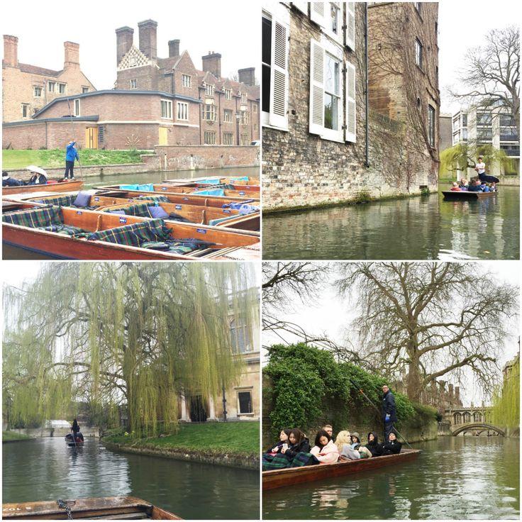 Days Out in England: Exploring Cambridge