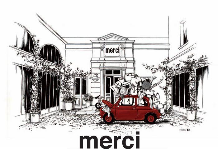 Uniqe store in Paris - worth a visit