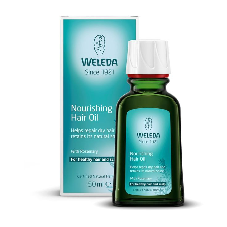 Weleda Nourishing Hair Oil
