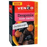 Venco Dropmix zoet zacht - alles is lekker in deze doos! 2014-08