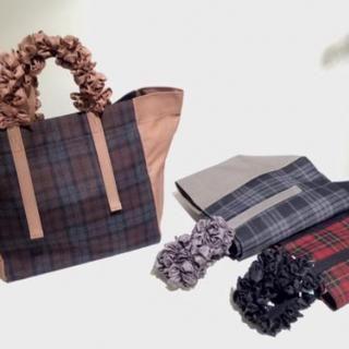 トートの可愛さUP♡自分好みのグレープハンドルバッグの作り方