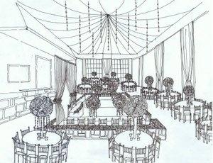 - Event Styling Design Sketches james design
