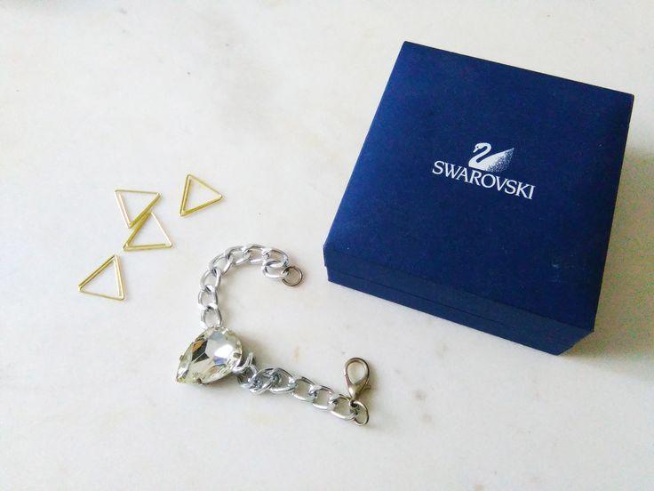 Gorgeous Swarovski Bracelets only 9.99 on my Depop