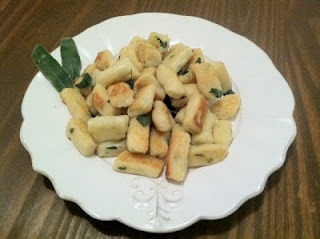 Peace Out, Mac & Cheese: A Labor of Love: Ricotta Chive Gnocchi ...