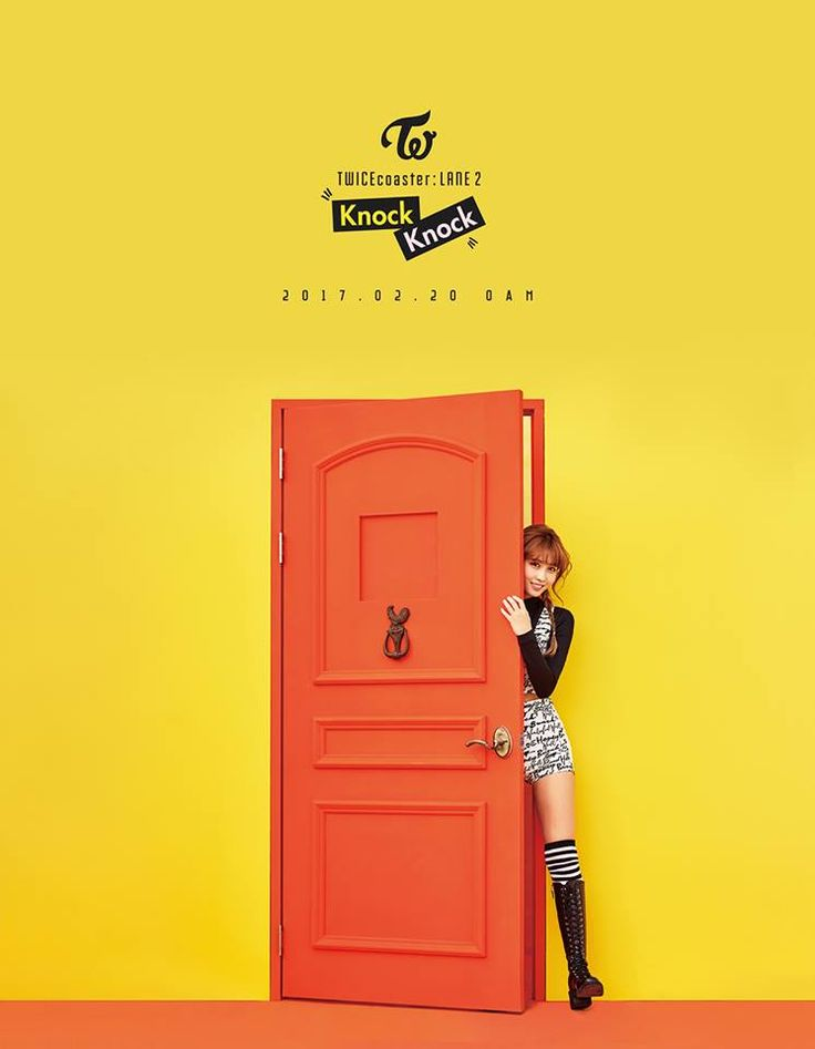 TWICE SPECIAL ALBUM <TWICEcoaster : LANE 2>  MOMO KNOCK KNOCK 2017.02.20 0AM   #TWICE #트와이스  #KNOCKKNOCK