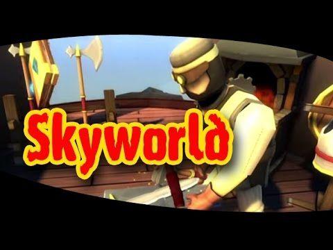 Skyworld Teaser des bahnbrechenden Steam VR TBS  PC #vr #virtualreality #oculus #oculusrift #gearvr #htcvivve #projektmorpheus #cardboard #video #videos