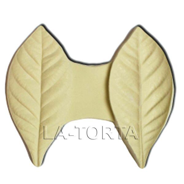 Вайнер Лист гардении малый  Оттиски для реалистичной двухсторонней фактуры листьев и лепестков. Многоразового использования.   Характеристики: Размер: 7 x 3 см Материал - пищевой силикон Страна-производитель - Великобритания  http://la-torta.ru/product/listja-gardenii-malye http://la-torta.com.ua/index.php?productID=1623 #вайнер #силиконовыйвайнер #молд #силиконовыймолд #вайнердлямастики #молддлямастики