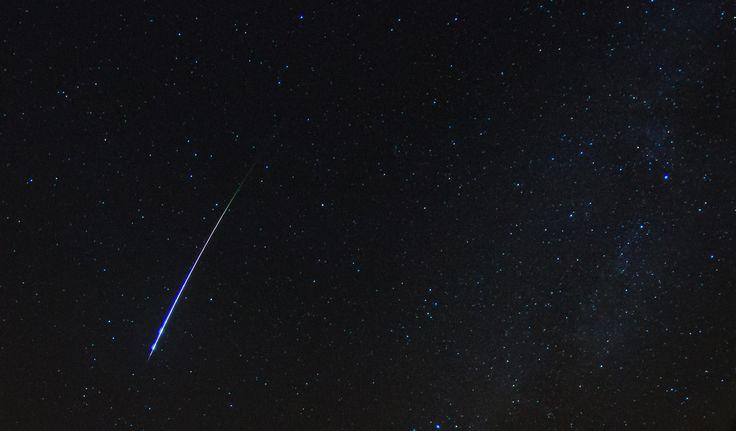 Noche de Perseidas (Estrellas fugaces) en el cielo de Gran Canaria – Vega de…
