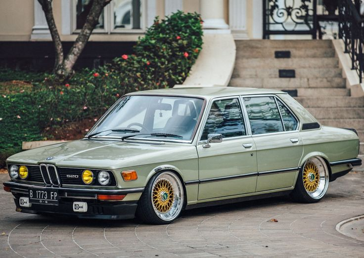 BMW E12  The Ultimate Driving Machine  Pinterest  Bmw