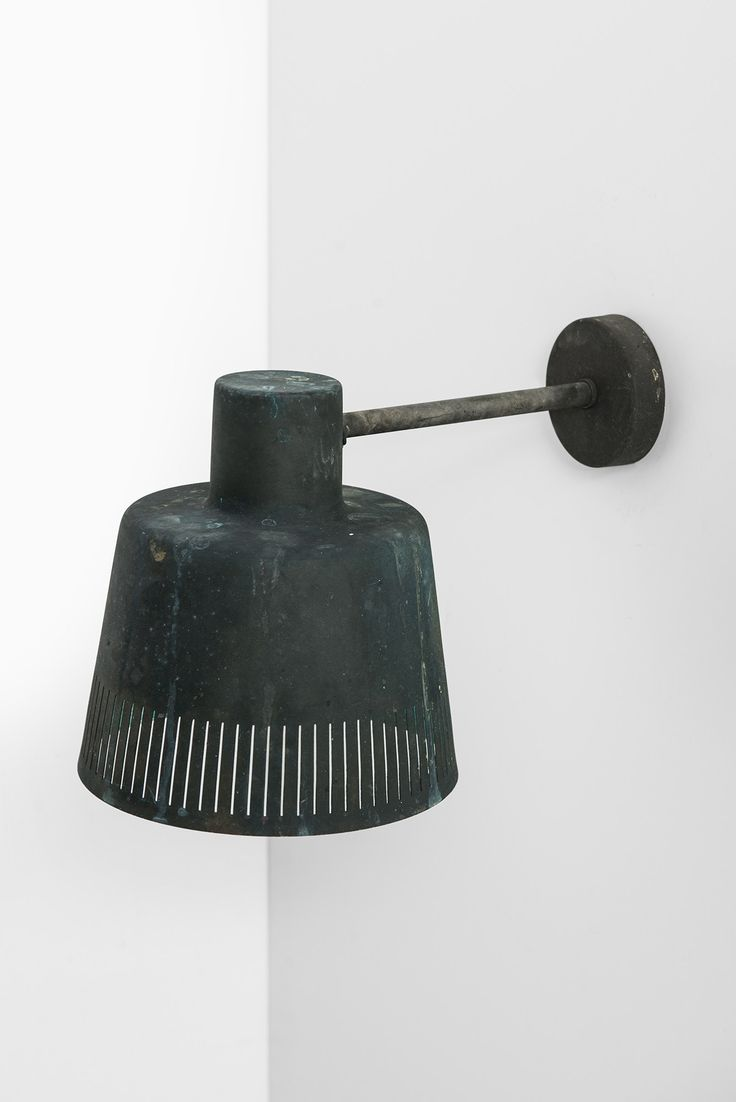 Hans Bergström wall lamps model 1006A by Ateljé Lyktan at Studio Schalling