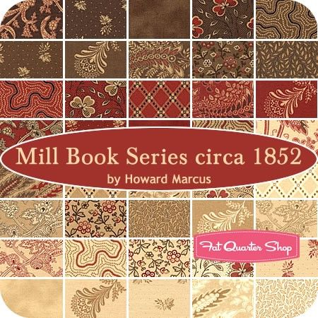 Mill Book Series Circa 1852 Collections For A Cause Jelly