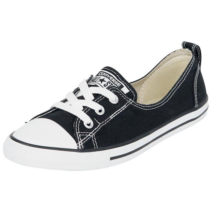 """Scarpe sportive """"Chuck Taylor Allstar Ballet Lace"""" del brand #Converse."""