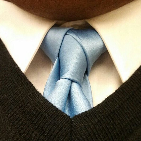 16 best Tie Knot Steps images on Pinterest | Men's tie ...