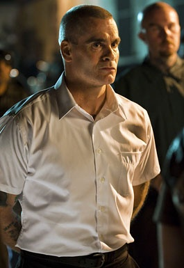 AJ Weston- Henry Rollins....yes yes I know he was playing a skinhead neo nazi but he looked lovely