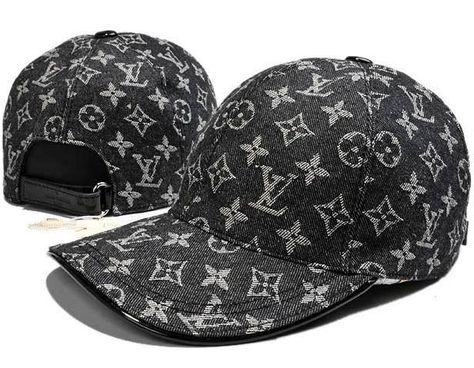 Louis Vuitton Monogram Baseball Cap