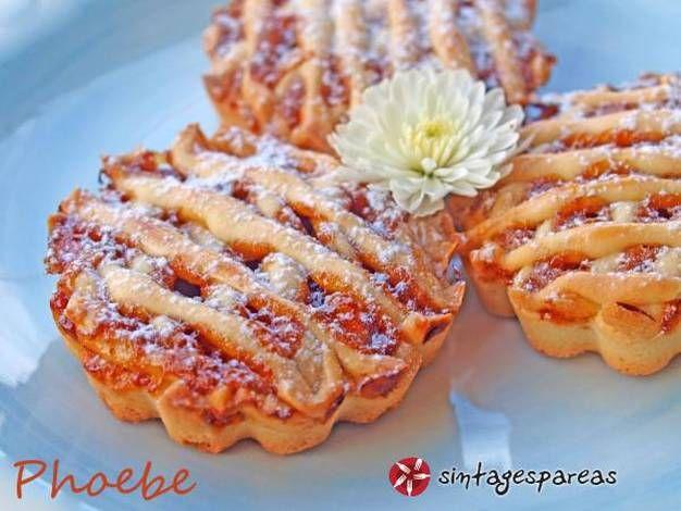 Τάρτα με μαρμελάδα ή αλλιώς πάστα φλώρα #cookpadgreece