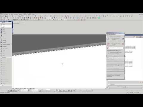 ▶ Como crear una Losa acero Chapa colaborante en ArchiCAD - YouTube