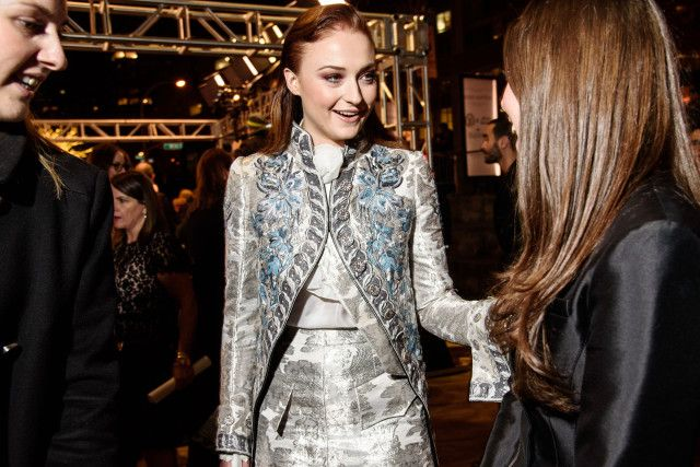 Sophie Turner on Why Louis Vuitton Reminds Her of Game of Thrones