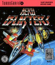 Play Aero Blasters (Turbo Grafx 16) online at Game-Oldies.