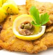 Original Wiener Schnitzel Rezept - find this recipe and the best German recipes @ www.Mybestgermanrecipes.com in English