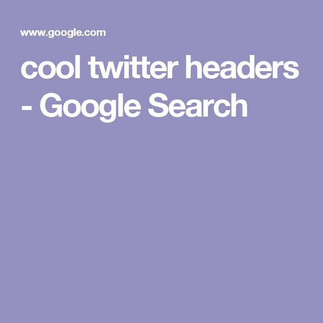 cool twitter headers - Google Search