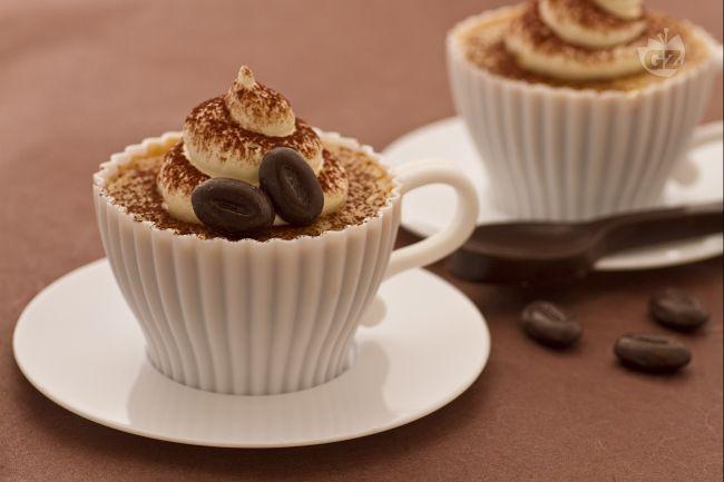 I cupcake al caffè sono dei gustosissimi tortini originari degli U.S.A. pensati appositamente per un dolcissimo risveglio.