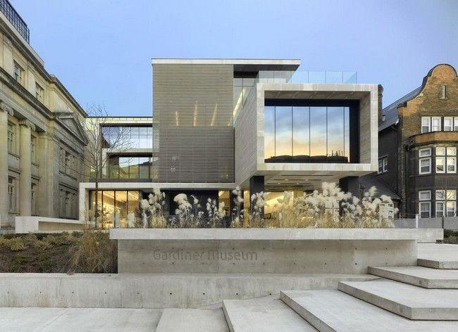 Gardiner Museum - http://architectism.com/gardiner-museum/ - Gardiner Museum, Gardiner Museum Toronto