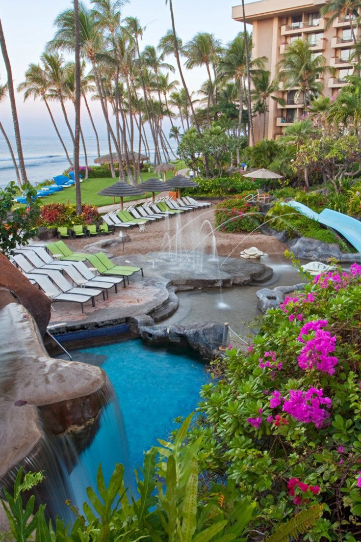 Hyatt Regency Maui Resort & Spa - Lahaina, Hawaii