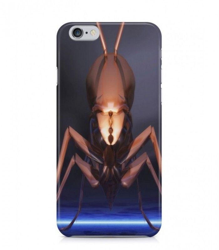 Wonderful Big Insect Mutant Alien Theme 3D Iphone Case for Iphone 3G/4/4g/4s/5/5s/6/6s/6s Plus - ALN0177 - FavCases
