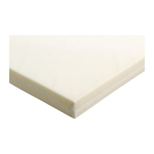 VYSSA SLAPPNA Mattress for cot IKEA Suitable for infants and young babies.