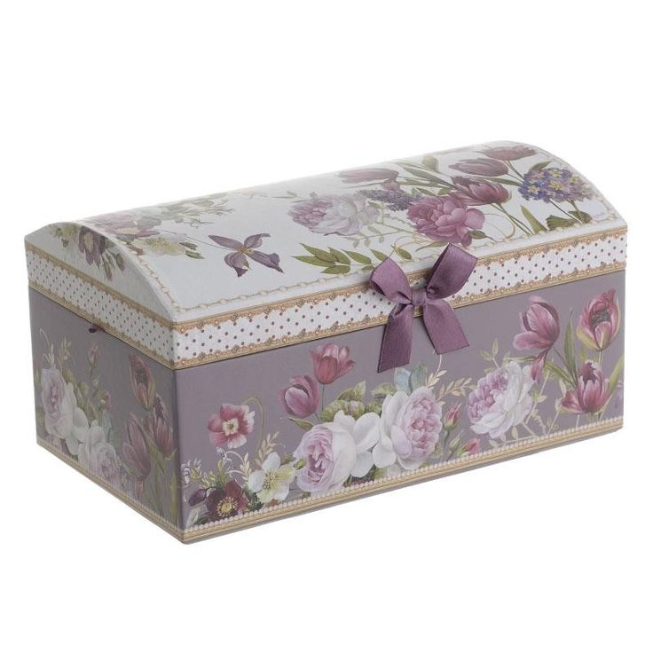 Paper Jewellery Box - Jewel Cases - DECORATIONS - inart