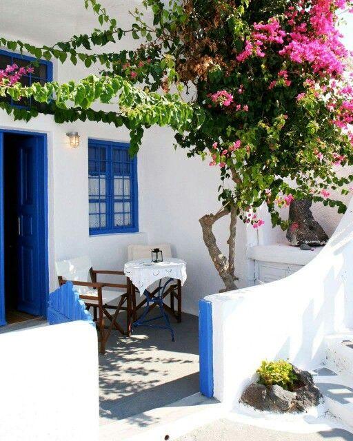 Santorini Island, Greece by VitaNostra (Emily)